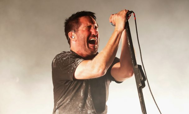 "Nine Inch Nails Play ""Happiness In Slavery"" For The First Time In 23 Years: Watch"