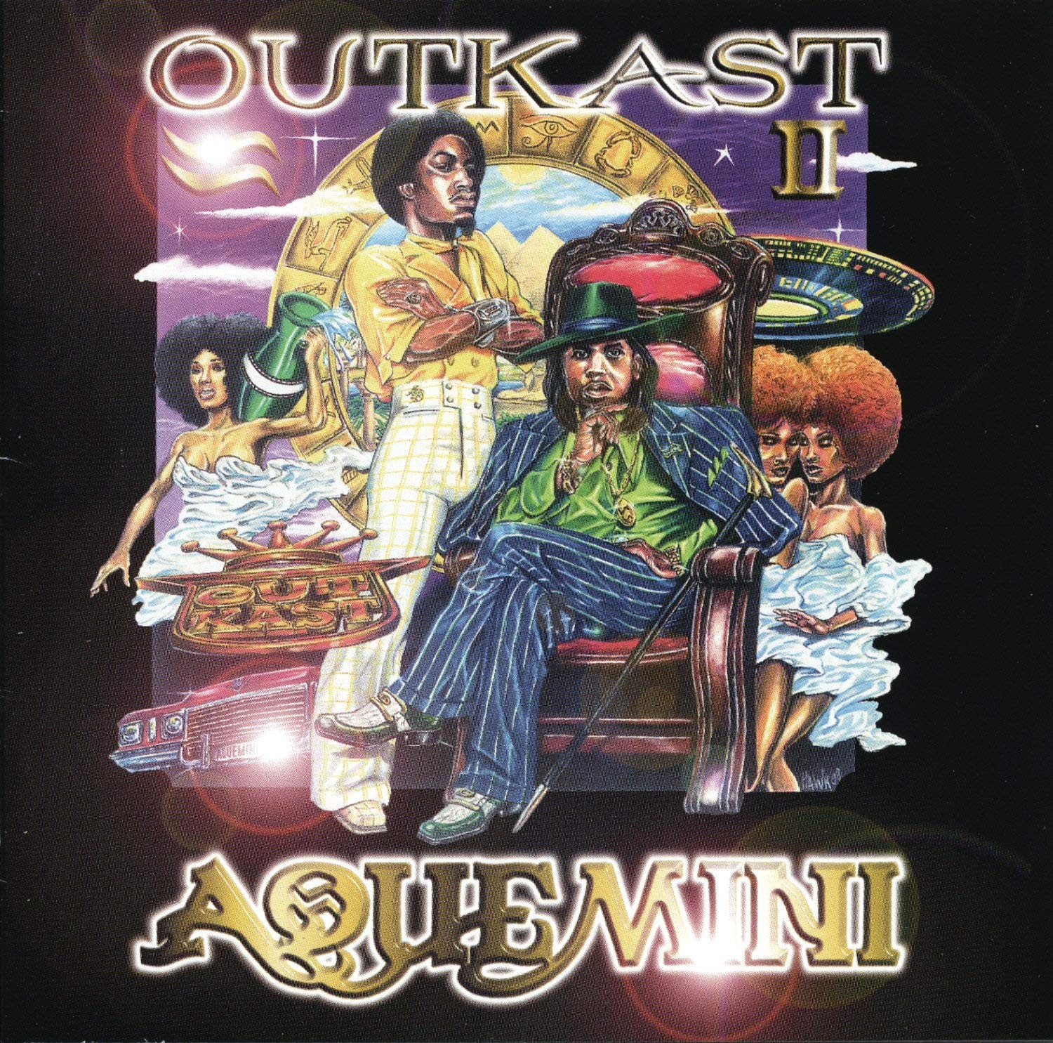 OutKast's 'Aquemini': One Of The Best Albums Ever Turns 20 - Stereogum