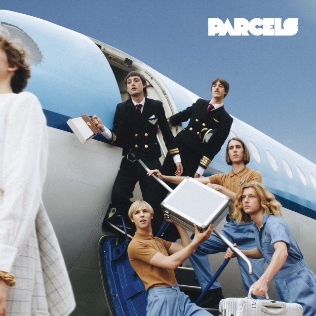 Afbeeldingsresultaat voor Parcels-Parcels album cover