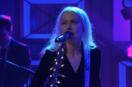 Watch Phoebe Bridgers Make Her Late-Night Debut On <em>Conan</em>