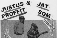 "Justus Proffit & Jay Som – ""Invisible Friends"""
