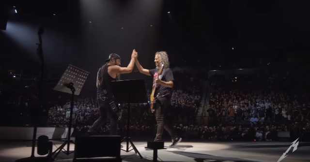 Metallica Cover Prince In Minneapolis: Watch (Or Don't