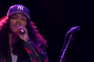 Watch Teyana Taylor Bring The Heat To <em>The Tonight Show</em>
