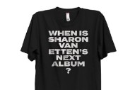 Sharon Van Etten Announces New Album Release Via T-Shirt
