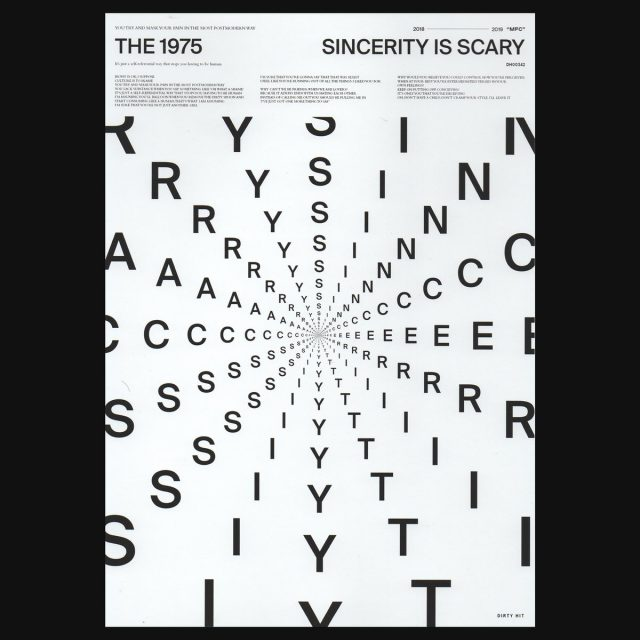 """The 1975 - """"Sincerity Is Scary"""""""