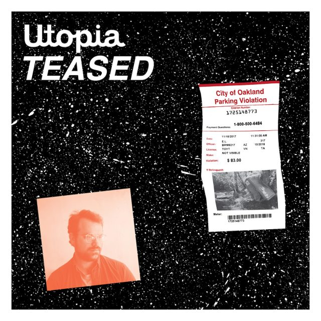 stephen steinbrink announces new album utopia teased shares bad