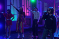 Watch Superorganism Be Famous On <i>Conan</i>