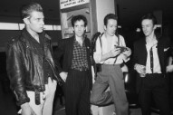 "Hear The Previously Unreleased Demo For The Clash's ""This Is England"""