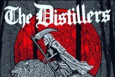 "The Distillers - ""Man Vs. Magnet"" & ""Blood In Gutters"""