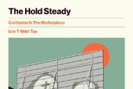 "The Hold Steady – ""Confusion In The Marketplace"" & ""T-Shirt Tux"""