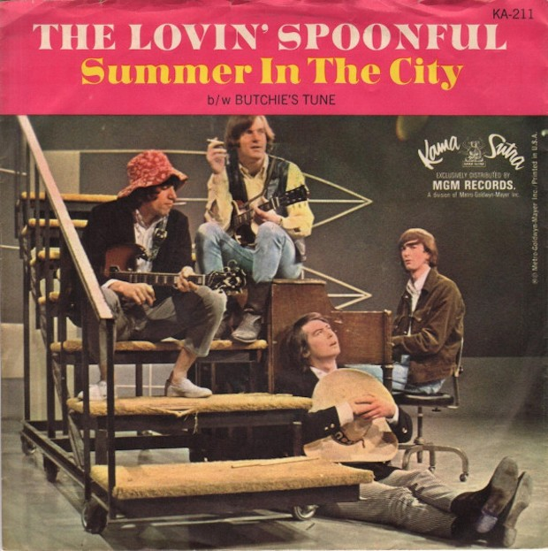 The-Lovin-Spoonful-Summer-In-The-City