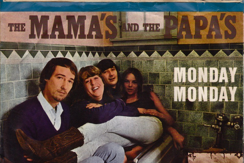 "The Mamas And The Papas' ""Monday, Monday"" - Stereogum"