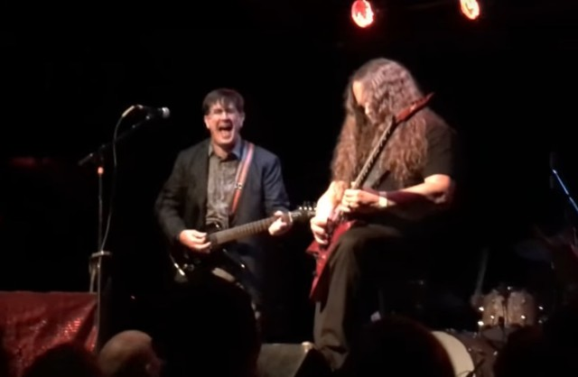 """Watch The Mountain Goats Play """"The Best Ever Death Metal"""