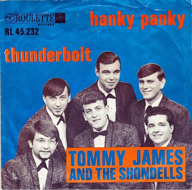 Tommy-James-And-The-Shondells-Hanky-Panky