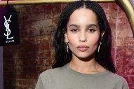 Zoe Kravitz To Star In <i>High Fidelity</i> TV Series For Disney Streaming Service