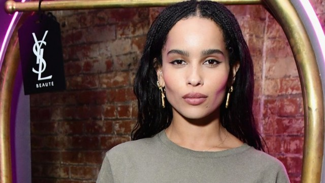 Zoe Kravitz Will Star In A Female Version Of 'High Fidelity'