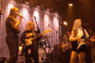 Watch Alvvays, Snail Mail, & Hatchie Cover The Hummingbirds In Brooklyn