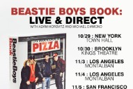 Beastie Boys Announce Book Tour