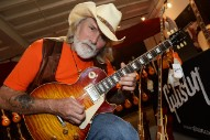 "Dickey Betts, Allman Brothers Founding Guitarist, Hospitalized With Brain Injury After ""Freak Accident"""
