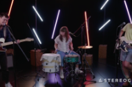 Watch Flasher's Stereogum Session