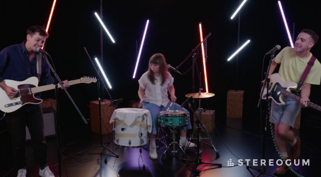 Flasher Perform Live For Stereogum Session: Watch - Stereogum