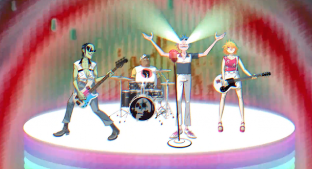 gorillaz share new  u0026quot tranz u0026quot  video  watch