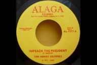 "Breaks With Tradition: ""Impeach The President"""