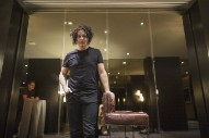 Rare Jack White-Upholstered Ottoman On eBay — Buy It And See If There's A Record Hidden Inside