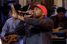 Kanye West - SNL Speech About Trump 2018