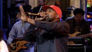 Kanye West - SNL Speech About Trump 2018