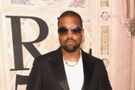 Kanye West Had Reporter Booted From Ralph Lauren 50th Anniversary Bash