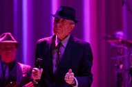 Posthumous Leonard Cohen Album In The Works