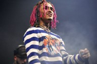 "Lil Pump Tells Fans He's Going To Jail For A ""Couple Months"" After Violating Probation"