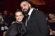"Millie Bobby Brown Calls Haters ""Weird"" For Criticizing Friendship With Drake"