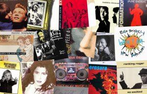 Modern Rock Chart 1988