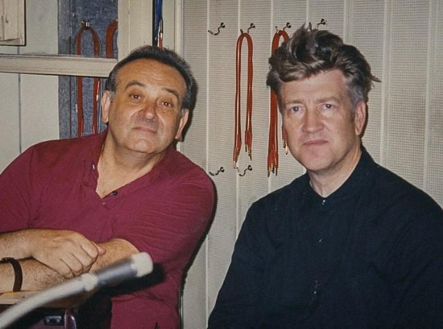 Angelo Badalementi & David Lynch
