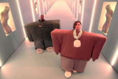 "Kanye West & Lil Pump's ""I Love It"" Video"