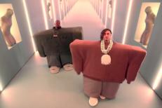 "Kanye West & Lil Pump's ""I Love It"" Video"