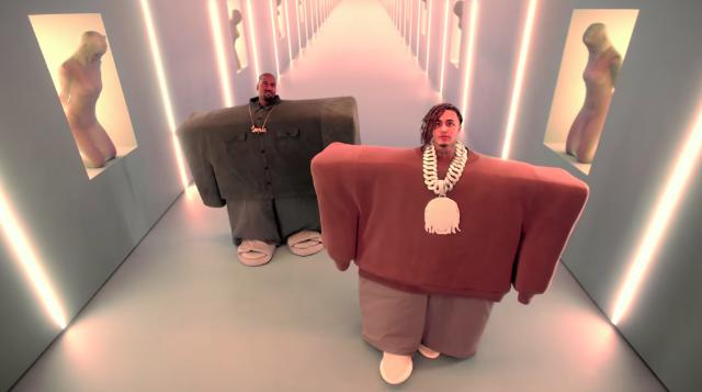 Kanye West & Lil Pump's