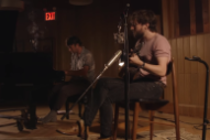 "Watch Angelo De Augustine Play New Single ""Time"" With Sufjan Stevens"