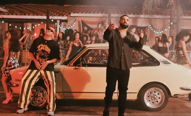"0cd2c48d Bad Bunny – ""Mia"" (Feat. Drake) Video - Stereogum"