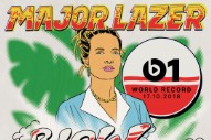 "Major Lazer – ""Blow That Smoke"" (Feat. Tove Lo)"