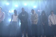 Watch Brockhampton Make Their Bugged-Out, Theatrical Return To <em>The Tonight Show</em>
