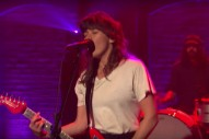 Watch Courtney Barnett Kick Ass On <em>Seth Meyers</em>