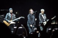 "Watch U2 Play Full-Band ""Stay (Faraway, So Close!)"" For The First Time In 25 Years"