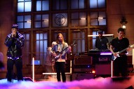 Watch Kevin Parker &#038; John Mayer Join Travis Scott On <em>SNL</em>