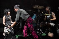 Watch Nirvana Members' Reunion Set At Cal Jam