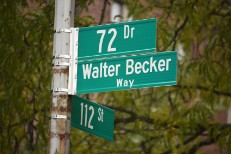 Walter Becker Way Street Renaming Ceremony
