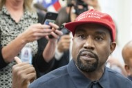 Kanye Disavows Blexit, Says He Will Distance Himself From Politics