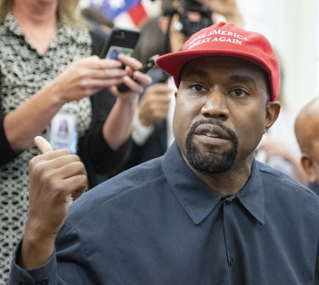 Kanye West distances himself from politics claiming he's been 'used'